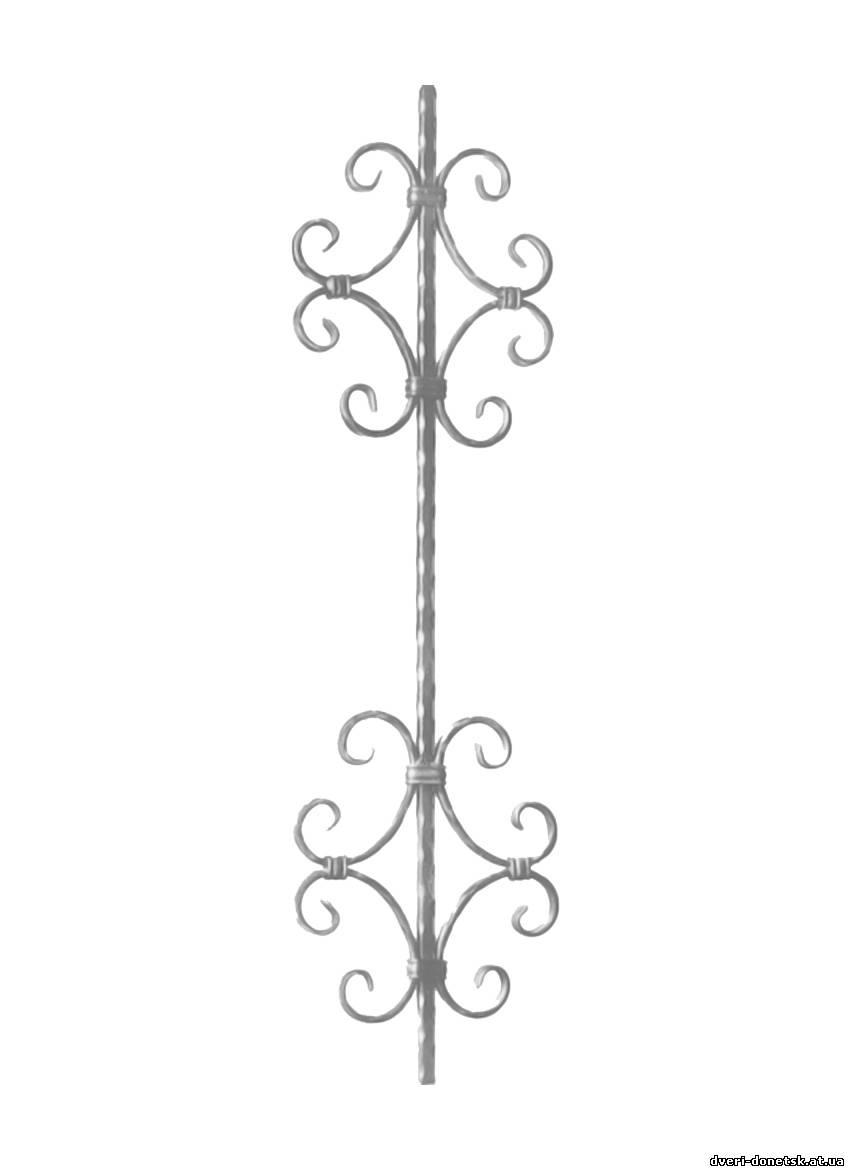 узоры для ковки на входные двери